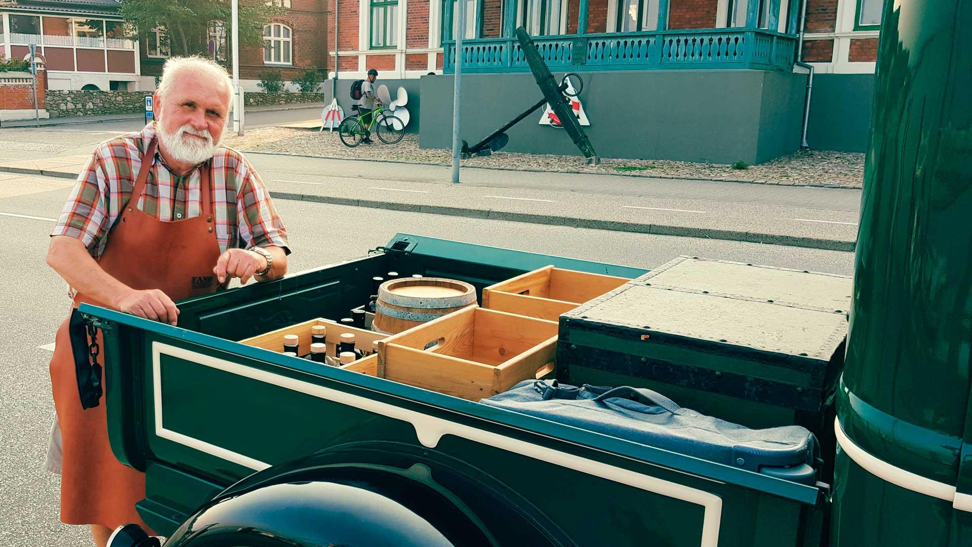 Lars Schou fanø Skibsrom